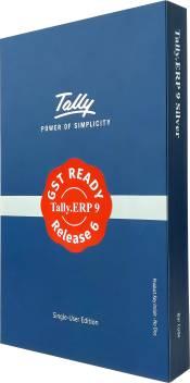 Tally Erp 9 Silver Gst Ready Single User Voucher Tally Flipkart Com