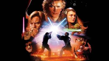 Akhuratha Wall Poster Movies Star Wars Star Wars Episode Iii The Revenge Of The Sith Anakin Skywalker Padme Amidala Obi Wan Kenobi Paper Print Movies Posters In India Buy Art Film Design Movie Music Nature And Educational Paintings