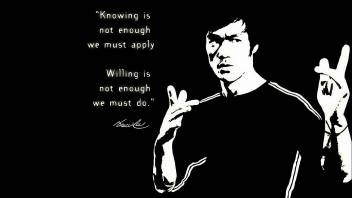 BeLucky -black-background-bruce-lee-monochrome-quotes