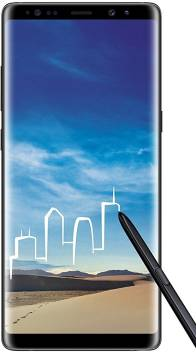 Samsung Galaxy Note 8 (Midnight Black, 64 GB)