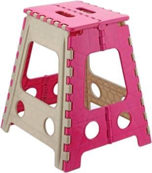 Prime Primelife Portable Folding Plastic Step Stool 18 Inch Creativecarmelina Interior Chair Design Creativecarmelinacom