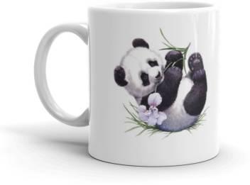 Gmx Panda Mugs Cups For Kids Gift
