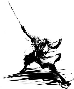 Athahdesigns Anime Black And White Grayscale Monochrome Mummy Rurouni Kenshin Samurai Shishio Makoto Swords Warriors White Wallpaper Paper Print Animation Cartoons Posters In India Buy Art Film Design Movie Music Nature And Educational,Best Exterior House Paint Colors In India