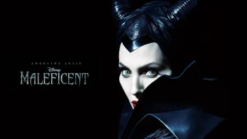 Belucky Movie Maleficent Laptop Wall Poster Paper Print