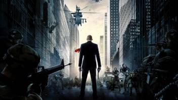 Ad Hitman Agent Wall Poster 13 19 Inches Paper Print Movies