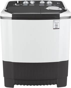 LG 6 5 kg Semi Automatic Top Load Washing Machine Grey