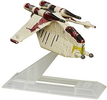 Star Wars The Clone Wars Black Series Titanium Republic Gunship The Clone Wars Black Series Titanium Republic Gunship Buy Star Wars Toys In India Shop For Star Wars Products In