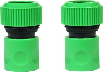 HOSE JOINER WITH SHUT OFF TOOL ADAPTOR PACK OF 5 FITTINGS 3 OF SNAP FIT