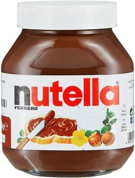 Nutella Chocolate Spread 750gm 750 G