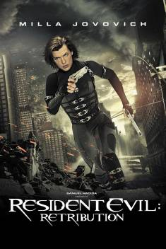 Resident Evil Retribution Bluray Movie 1080p Full Hd With Dual
