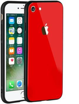 red cover iphone 7