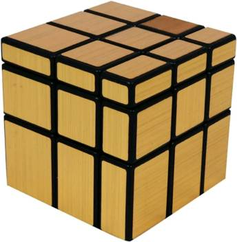 Yamama Shengshou 3x3 Golden Mirror Cube Shengshou 3x3 Golden Mirror Cube Buy Mirror Cube Toys In India Shop For Yamama Products In India Flipkart Com