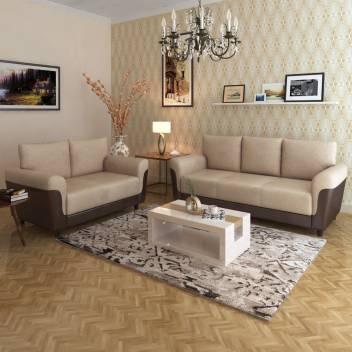 Nill Saviour Fabric 3 2 Sofa Set