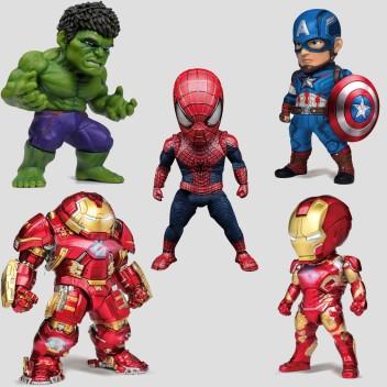 SUPERHERO Marvel Avengers Iron Man Figure COMIC