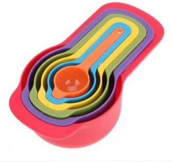 03DC 12Pcs Feeding Spoon Plastic For Baby Toddler Training Eating Spoons Utensil