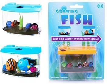 Magic Growing Fish In Aquarium Toy Pet