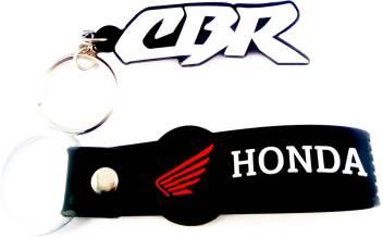 Shoptop Keychain Of Honda Logo And Cbr Key Chain Buy Shoptop