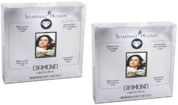 Shahnaz Husain Diamond combo 80 g  (Set of 8)
