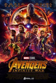 The Avengers Infinity War Movie Poster Paper Print Movies Posters In India Buy Art Film Design Movie Music Nature And Educational Paintings Wallpapers At Flipkart Com
