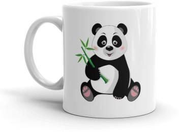 Grabdeal Panda Mugs Cups For Kids