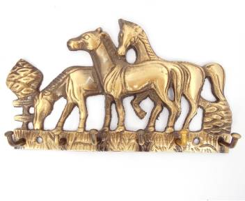 Handmade Artistic Br Vintage Horse
