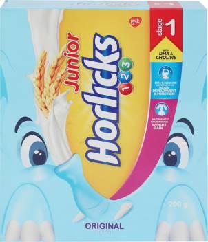 Junior Horlicks Original Flavour Stage 1 Price In India Buy Junior Horlicks Original Flavour Stage 1 Online At Flipkart Com