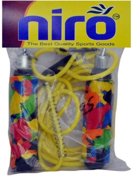 Premium Quality Survival and Cross Jump Rope Best for Boxing MMA Fitness