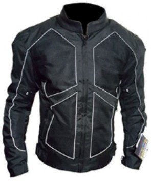 Yamaha Motorcycle Leather Jacket CE Approved Full Protection Male Female