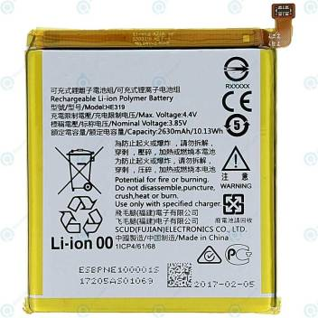 Lifon Mobile Battery For Nokia 3 He319 Price in India - Buy