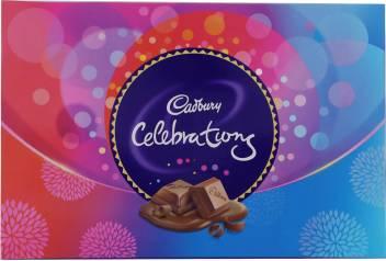 Cadbury Celebrations Bars, Crackles Price in India - Buy Cadbury ...