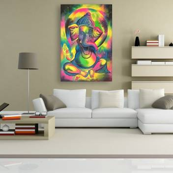 Inephos Unframed Canvas Painting
