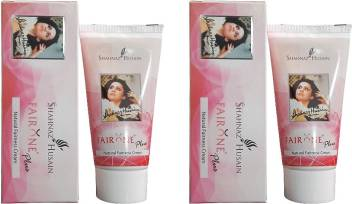 Shahnaz Husain Fairone Plus Natural Fairness Cream  (100 g)