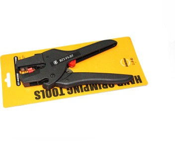FSA-0626 Wire Stripper Pliers Cable Cutter Automatic Stripping Crimping Tool