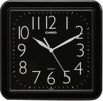 Casio Analog Quartz White Resin Wall Clock IQ02-7R