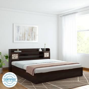 Spacewood Mayflower Engineered Wood King Box Bed