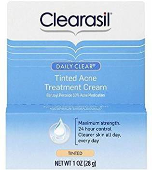 Clearasil Daily Clear Tinted Acne Treatment Cream Price In India