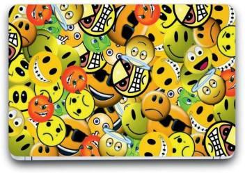 Gallery 83 Smiley Collage Laptop Skin Sticker Wallpaper 15 Inch X 10 Inch 3031 Vinyl Laptop Decal 15 6 Vinyl Laptop Decal 15 6 Price In India Buy Gallery 83 Smiley