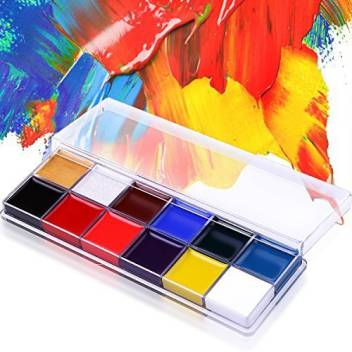 Colors Painting Makeup Kit Oil