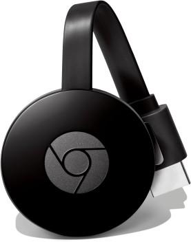 New Black GOOGLE Chromecast WiFi  Media streamer HDMI Micro USB Windows 7
