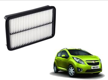 Auto Spare Bazaar Car Air Filter For Chevrolet Beat Price In India