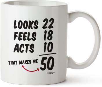 Devron 50th Birthday Gifts For Women