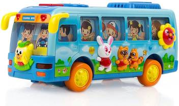 Baybee School Bus Toy for Kids - School Bus Toy for Kids . shop for Baybee  products in India. | Flipkart.com