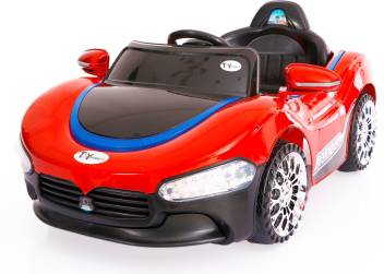 Toy House Xander's Sporty Rechargeable with Remote for Kids(2 to 4 yrs) Car  Battery Operated Ride On