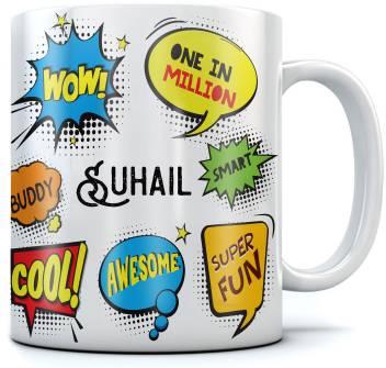 Ramposh Suhail Name Printed Ceramic Coffee 350 Ml Best Gift For Birthaday Ceramic Coffee Mug Price In India Buy Ramposh Suhail Name Printed Ceramic Coffee 350 Ml Best Gift