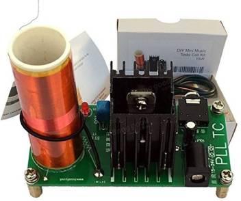 Generic AUMED Diy Mini Music Tesla Coil