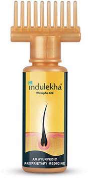 Indulekha Bhringa Hair Oil - Price in India, Buy Indulekha Bhringa