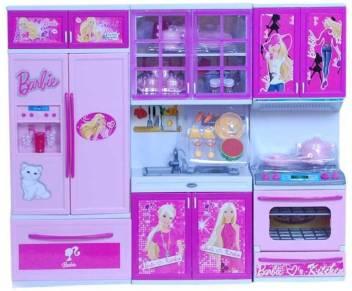 Latest Radhe Latest Barbie Kitchen Set Latest Barbie Kitchen Set Buy Barbie Toys In India Shop For Latest Radhe Products In India Flipkart Com