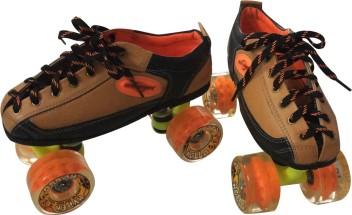 Size 5 UK Quad Roller Skates