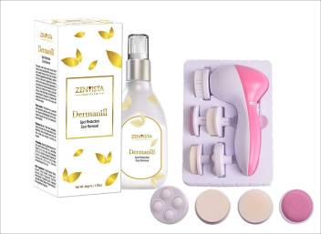 Zenvista Meditech Zenvista Best Scar Removal Dark Spots Corrector Cream Advance Formula Dermanill With Face
