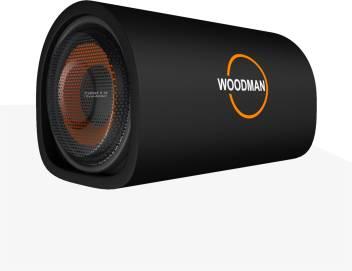Woodman BT12 12 Inch Basstube With Inbuilt Amplifier Subwoofer